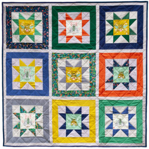 star street quilt cover photo